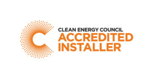 Clean energy council accredited installer