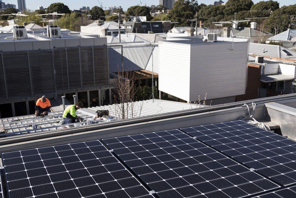 Solar solutions - Green Sky Australia